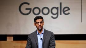 EU warns Google CEO Sundar Pichai it won't allow the web to remain the 'Wild West' any longer