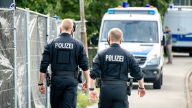 12 Germans from 'right-wing terrorist cell' charged with plotting mass murder at mosques
