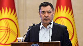 Kyrgyzstan's President Japarov resigns, pledges to stand in upcoming elections