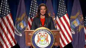 Michigan's Whitmer, whose previous lockdown orders were ruled UNCONSTITUTIONAL, imposes new Covid-19 restrictions as cases rise