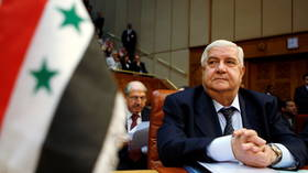 Syrian FM Walid Muallem dies at the age of 79 – state media