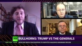 CrossTalk Bullhorns, QUARANTINE EDITION: Trump vs the generals