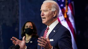 Biden says 'ONLY REASON' Americans question Covid-19 vaccines is Trump
