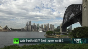 Asia-Pacific trade deal leaves out US