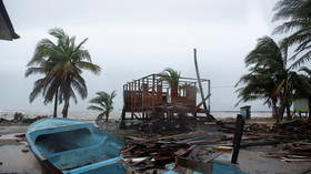 'Catastrophic' category 5 hurricane Iota hits Nicaragua just 2 weeks after region was devastated by tropical storm (VIDEOS)
