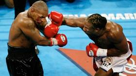 'He's a ONE-DIMENSIONAL fighter': Lennox Lewis says he would have beaten Mike Tyson in his legendary prime