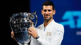 'It's been a strange year': Novak Djokovic admits to 'mixed emotions' after claiming ATP's world No. 1 crown for 2020