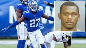 NFL star Deandre Baker's robbery charges dropped as lawyer ARRESTED for attempting to extort former New York Giants player