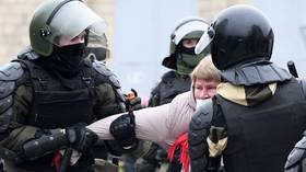 'Undesirable and unacceptable': Putin's spokesman condemns unprovoked brutality of Belarusian security forces against protesters