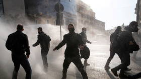 Protesters flee as Greek police fire tear gas on anniversary of 1973 student revolt