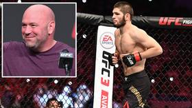 'I think he's going to go 30-0': UFC boss Dana White again teases Khabib COMEBACK as he plots future of lightweight division