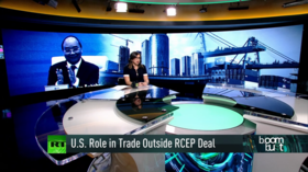 US left out of world's biggest trade deal