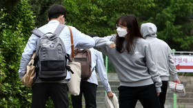 South Korean students enter 2-week Covid-19 prevention period ahead of annual college exams
