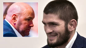 'I tend to my farm': Russian champ Khabib SHOOTS DOWN Dana White's hopes by admitting he has NO INTEREST in UFC return