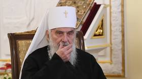 Head of Serbian Orthodox Church dies after contracting Covid-19 – President Vucic
