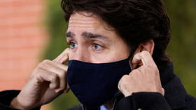 Canada's Trudeau pranked by fake GRETA in phone call about NATO, private world leaders' club… and South Park's Terrance & Phillip