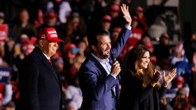 US president's son, Donald Trump Jr., self-isolating after testing positive for coronavirus