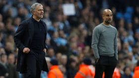 'Doctor' jibe shows animosity lingers between Jose Mourinho and old foe Pep Guardiola as Spurs host Man City