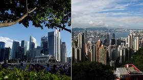 Singapore-Hong Kong travel bubble faces last-minute delay as Covid-19 cases surge