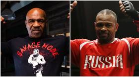 Toke-n gesture: Mike Tyson and Roy Jones Jr 'WON'T be tested for marijuana use' before comeback showdown on November 28