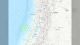 6.2 magnitude quake hits off Chile coast – USGS