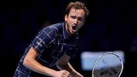 ATP Finals: Gutsy Daniil Medvedev battles back brilliantly to beat Dominic Thiem and win maiden title in London