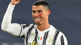 'I love this feeling': Ronaldo earns win as Juventus stars daub faces in anti-violence move – before Juve insist he is NOT leaving