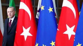 Turkey considers itself integral part of Europe, Erdogan says, calls on EU to grant it FULL MEMBERSHIP