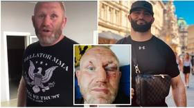 Russian MMA feud: Kharitonov leaves hospital after assault by UFC's Yandiev as veteran files FRAUD claim against fellow fighter