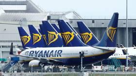 Ryanair boss slams UK government plan to shorten travel quarantine to five days if passenger tests negative for Covid-19
