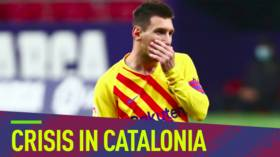 UCL PREVIEW: 'Barcelona are in CRISIS, should have sold Messi' - The Camp Nou View (VIDEO)