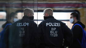 Homes of 9 German police officers RAIDED over extremist right-wing chat group