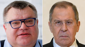 Belarusian opposition figure Babariko faces long jail term as Russia's Lavrov heads to Minsk for meeting with embattled Lukashenko