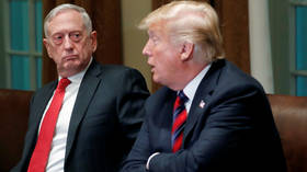 Trump throws shade at 'overrated general' Mattis after ex-Pentagon chief says 'America First' must be ELIMINATED from policy