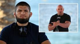UFC fans pick up 'cryptic clue' as Khabib confirms talks with Dana White – is star returning to octagon or declaring he's done?