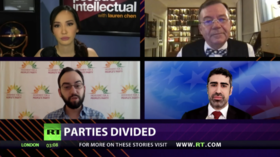 CrossTalk, QUARANTINE EDITION: Parties divided
