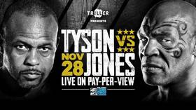 The Best Mike Tyson Vs Roy Jones Jr Full Fight