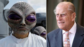 Prince Philip 'obsessed with aliens and UFOs' since Mountbatten revealed details of unexplained encounter