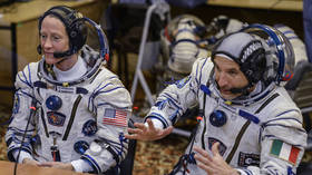 After years of relying on Roscomos to deliver its astronauts to space, Washington now plans sanctions on Russian space agency