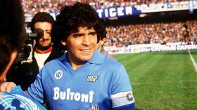 'Like a boxer who has been knocked out': Napoli, club at which Diego Maradona became an icon, mourn hero