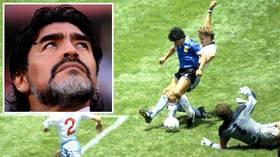 'Farewell Diego': English football bids farewell to Diego Maradona – the man who broke their hearts at Mexico '86