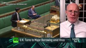 UK borrowing due to Covid-19 Hardships