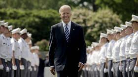 America is not 'back' with Biden. It'll just wear the mask of respectability again as it continues to cause chaos across the world