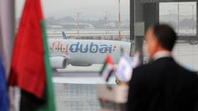 Inaugural Dubai-Tel Aviv commercial flights touch down amid normalized relations between UAE and Israel