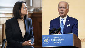Embarrassment for Belarusian opposition figurehead Tikhanovskaya as she claims Biden meeting invite before her team backtracks