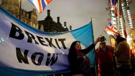 'Only a few days left': EU demands Britain swiftly breaks deadlocks in trade talks