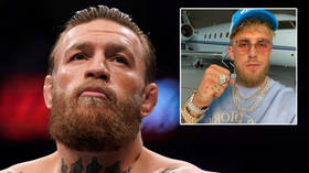 'It's BOUND to happen': YouTube 'bum' Jake Paul bizarrely claims HE will fight McGregor after Pacquiao 'embarrasses' ex-UFC champ