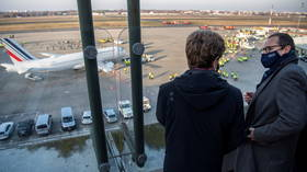 From airport to vaccination hub: Berlin retrofits closed down facilities to fight Covid-19