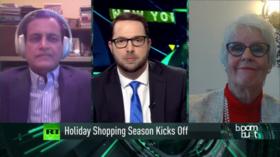 Holiday shopping season kicks off