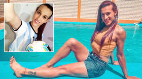 'This simply isn't fair': Football fans slam decision to allow first elite transgender player in Argentina to make debut next week